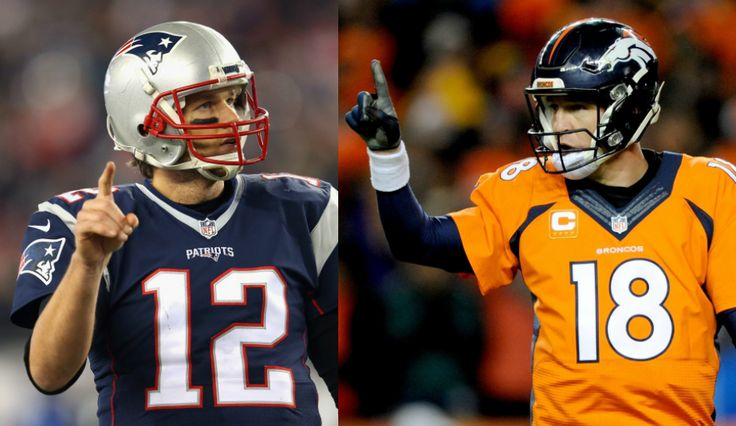 Tom Brady Peyton Manning | Tom Brady, Peyton Manning Both Need To Win Sunday To Secure Legacy
