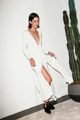 Chadwick Bell Spring 2015 Ready-to-Wear Fashion Show: Complete Collection - Style.com how much is revealed