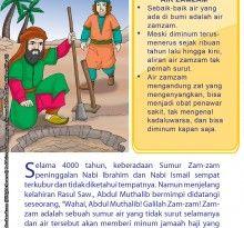 Kisah Sumur Zam Zam - Ebook Anak