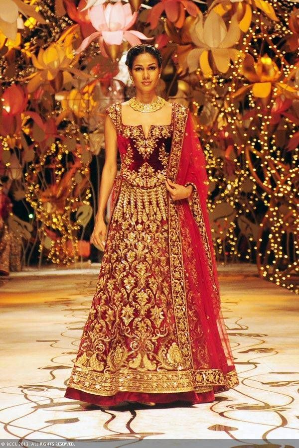Rohit Bal at India Bridal Fashion Week (IBFW) 2013