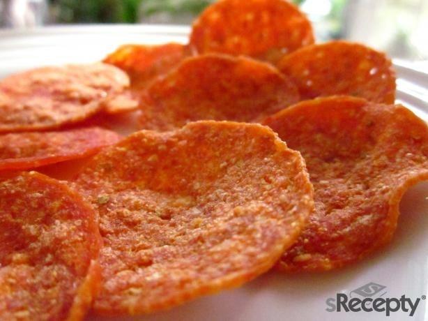 Chips de Pepperoni                                                       …