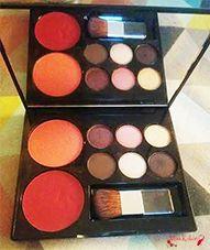 palette maquillage, Nocibé