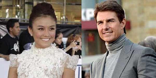 Tom Cruise Follow Twitter, Agnes Monica Syok - YangMuda.Com
