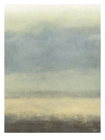 Coastal Rain I  Giclee Print  by Norman Wyatt Jr.