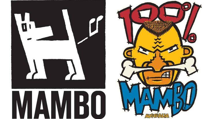 Some iconic Mambo designs. Picture: Mambo