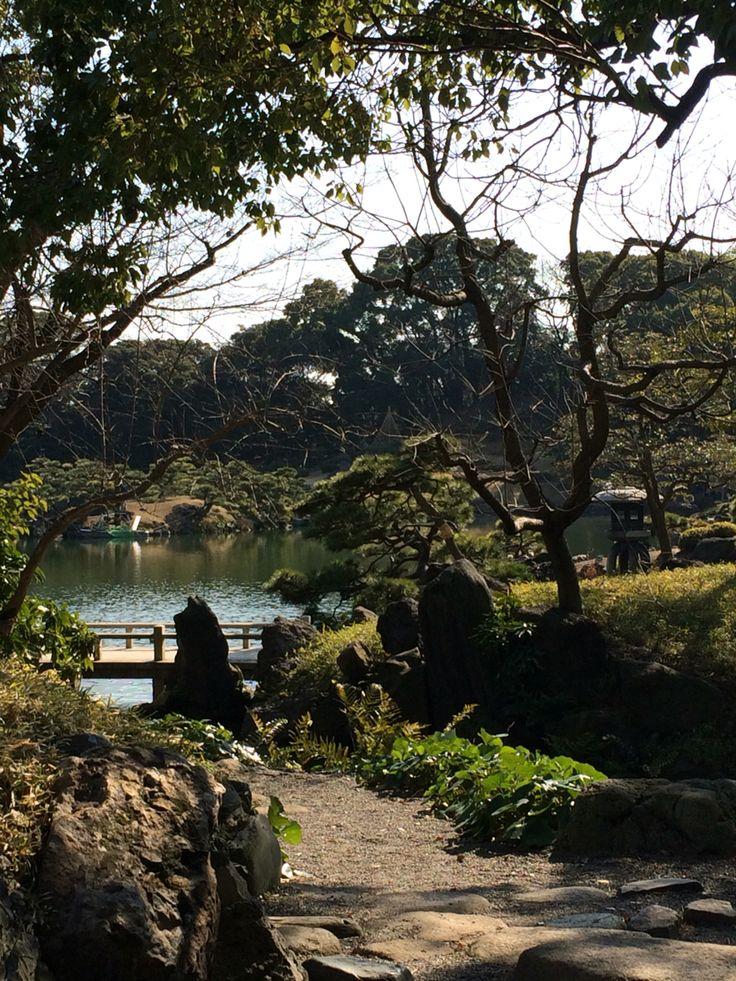 清澄白河庭園