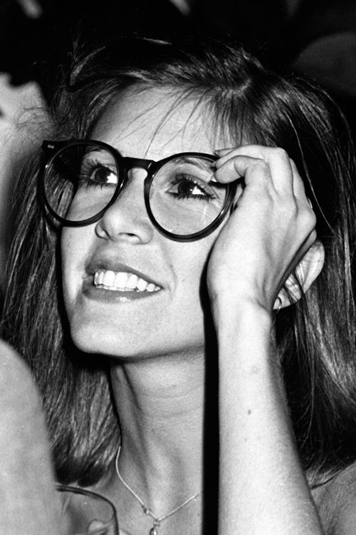 14 stunning images of a young Carrie Fisher that will make you remember the actress with a smile