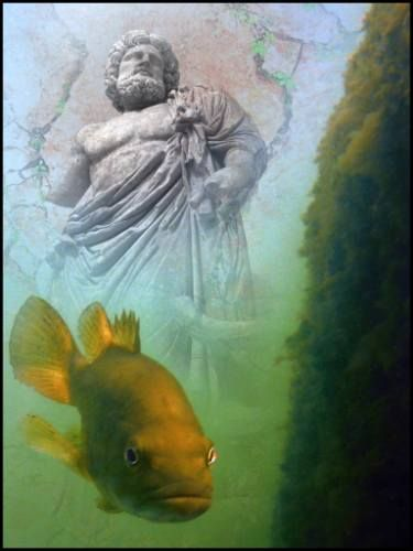 Asclepius in Atlantis - Limited Edition 1 of 3