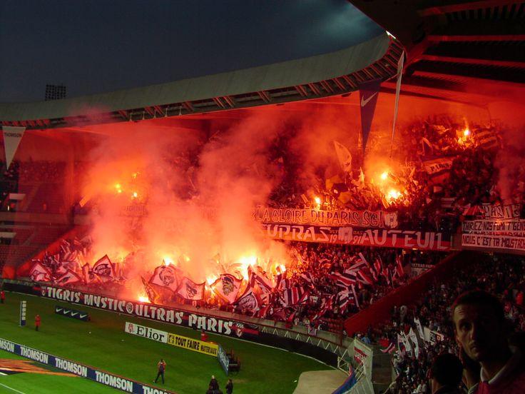 PSG-Auxerre 2003/2004