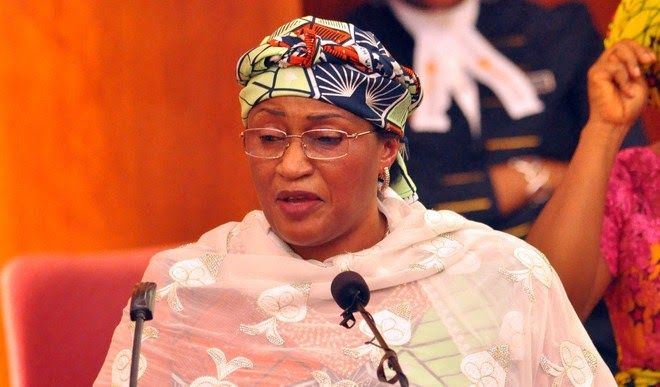 Nigerias Minister for Women Affairs Aisha Alhassan on Thursday complained that both the government of President Muhammadu Buhari and the All Progressives Congress had abandoned members of the party in Taraba State the ministers home state.  Mrs. Alhassan who contested the 2015 governorship election in the north-eastern state on the platform of APC lamented the alleged abandonment when she led party leaders from the state to the APC national headquarters in Abuja.  She lost the governorship…
