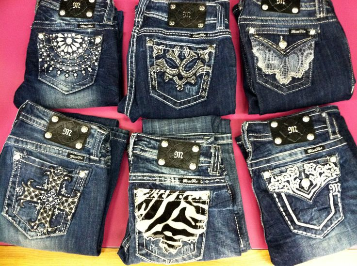 Miss Me Jeans - NEW to the Chick's retail store in 2013