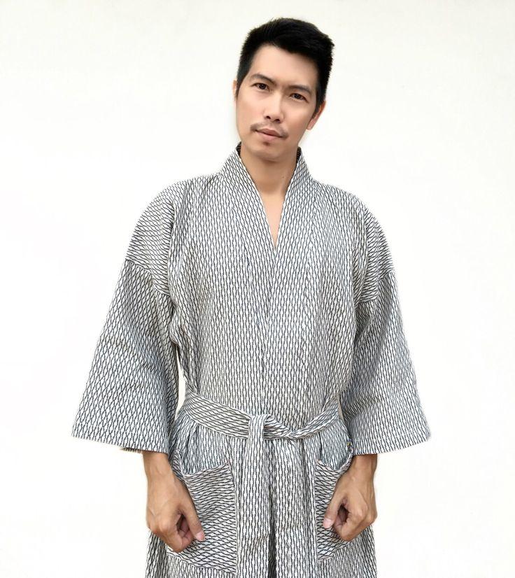 Organic 100 percent natural cotton handmade kimono style bathrobes. Get your own style before they sell out http://www.etsy.com/shop/AtSiam ::::: Accept on Paypal ::::: Shipping world wide #kimono #bathrobe #robe #home #bridesmaids #sleepingbeauty #beachwear #style #beauty #beachbody #cotton #Pajamas #interior #robes #tiedye #women #men #handmade #artoftheday #design #Yukata #Room #clothing #bathroom #Atsiam #homedecor #wedding #etsy #Luxuryhome #dressinggown