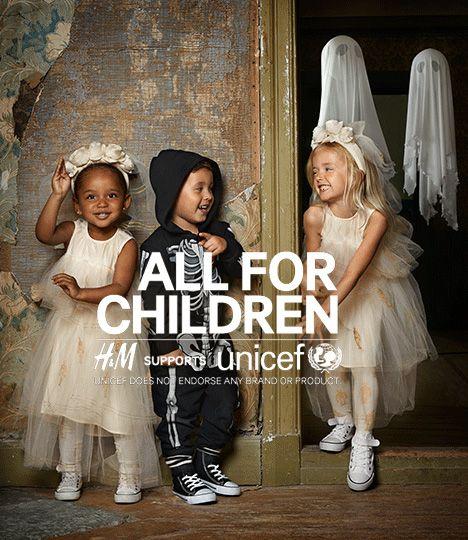 H&M All for Children | collection Halloween 2013 • Ma Sérendipité