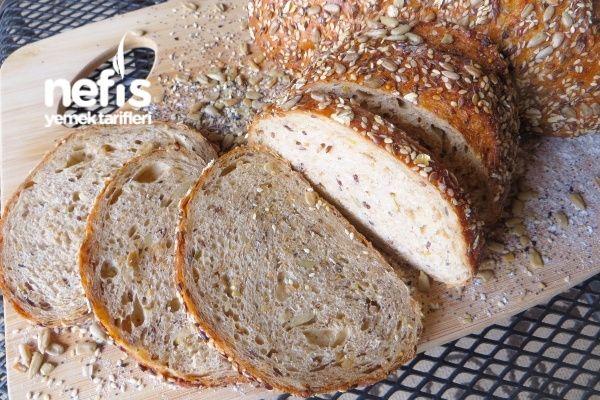 Bol Tahıllı Ev Ekmeği
