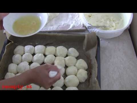 Recepty sk: Pečené buchty