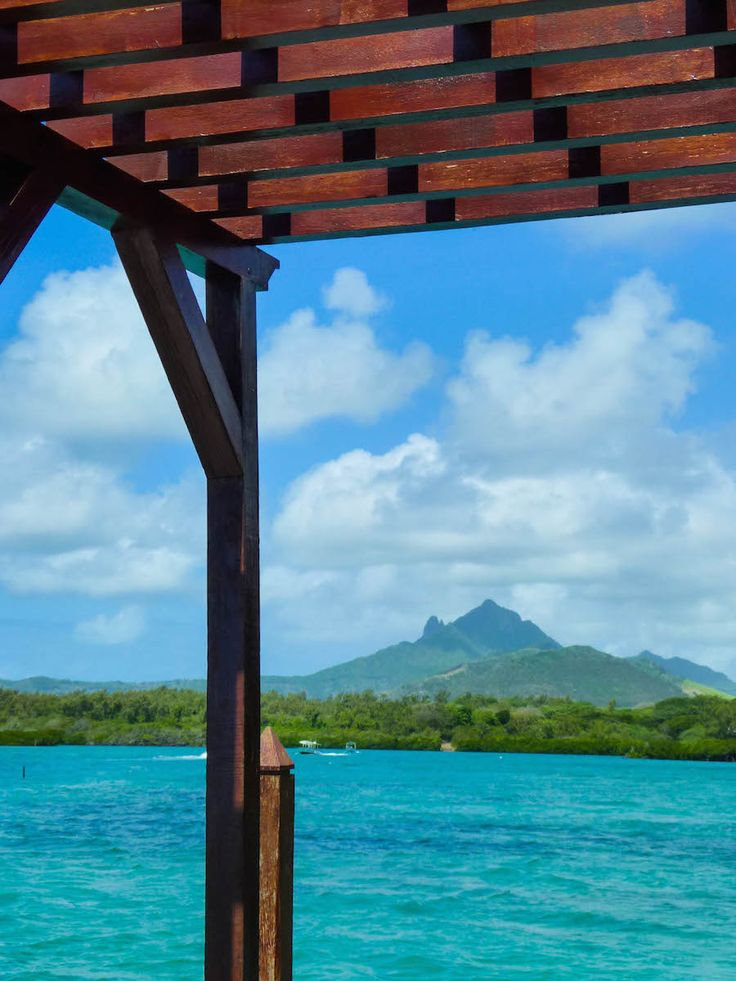 Where is Mauritius? Go East off the southern coast of Africa, then keep going past Madagascar. There you'll find the beautiful island of Mauritius.   Click through for more photos.