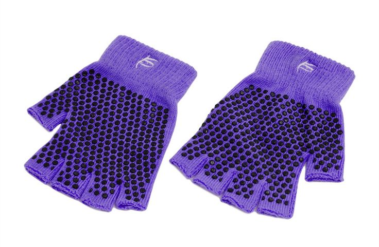 Grippy Yoga Gloves