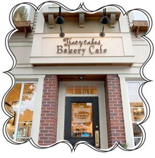 Tracycakes Bakery Cafe - Abbotsford, BC Canada