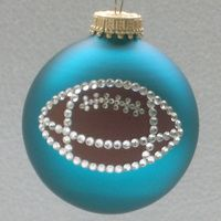 diy football crafts | DIY Holiday Gift Guide for Football Lovers - Craftfoxes