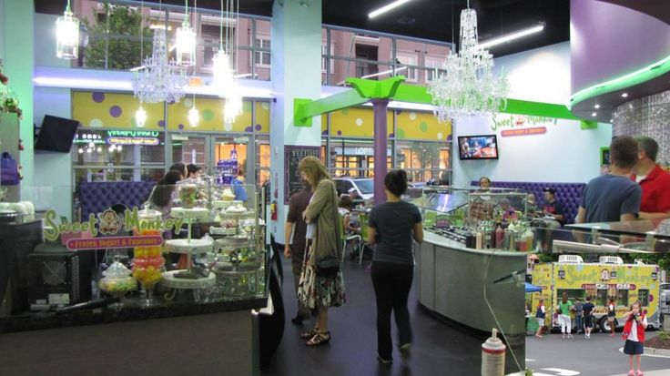 Own a Sweet Monkey Frozen Yogurt & Cupcakes franchise business now! Ask us how. http://www.executivefranchises.com/food-franchises/sweet-monkey-frozen-yogurt-cupcakes-franchise-opportunity/#.UkbJo4akr8o