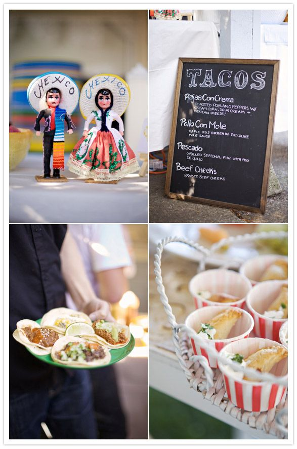 mexican-taco-bar-reception