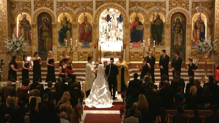 St sophia los angeles wedding venues