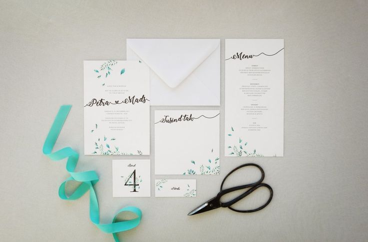 Luksus bryllupsinvitationer af høj kvalitet › Romantiske bryllupsinvitationer · LUMEN
