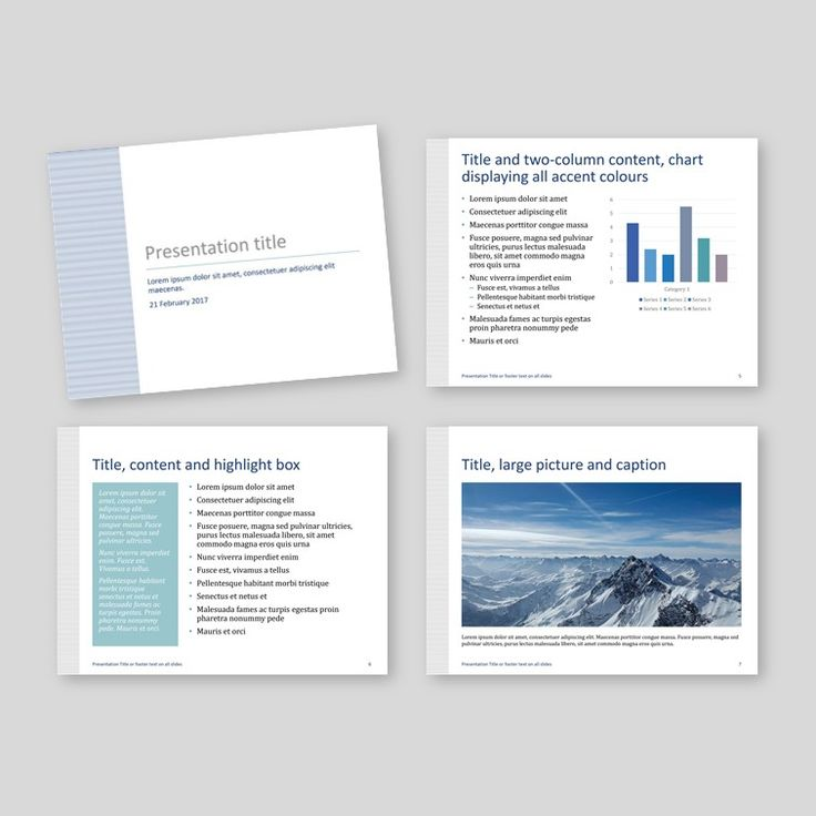 PowerPoint presentation template for sale.