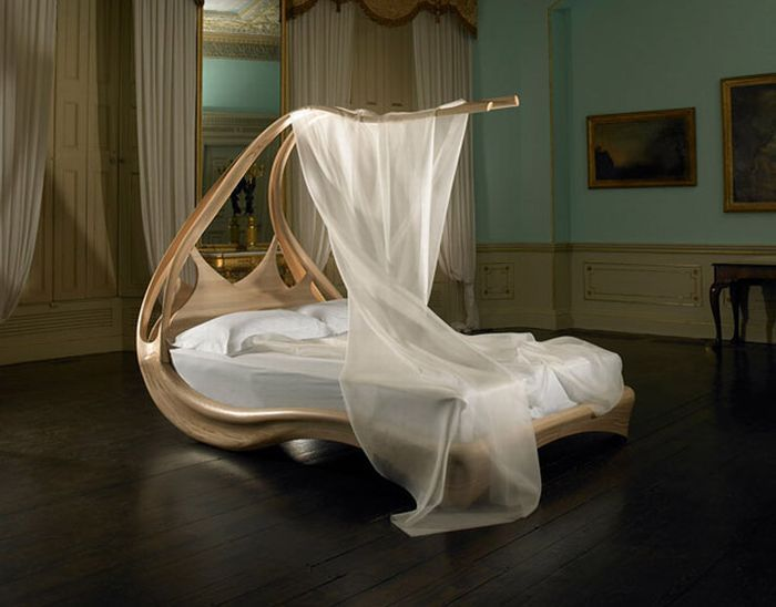 Review: The most original and strange beds