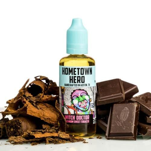 Looking for something new?  Check out  Hometown Hero Vap.... Find it online at: http://www.ejuices.co/products/hometown-hero-vapor-witch-doctor-100ml?utm_campaign=social_autopilot&utm_source=pin&utm_medium=pin