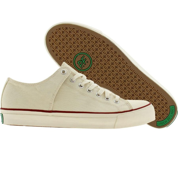 PF Flyers Bob Cousy - All American (natural)