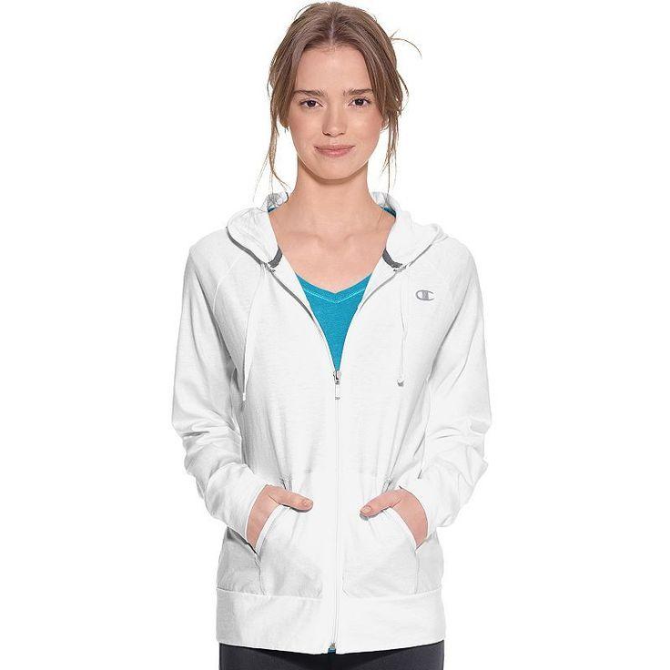 Women's Champion Hooded Jacket, Size: