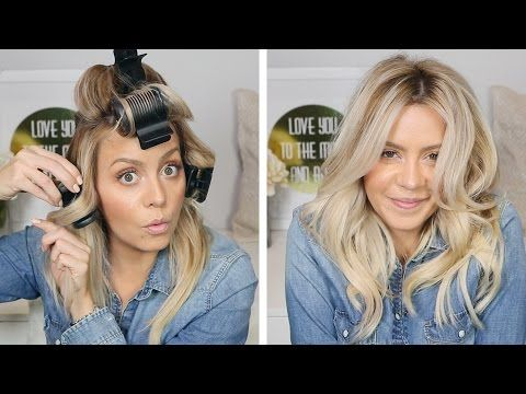 Hot Rollers Are the Secret to the Best Hair of Your Life | Brit + Co