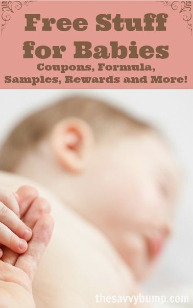 This long list of free baby stuff includes formula, coupons, music, books, gift cards, magazines and more!