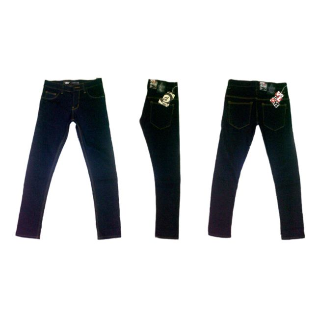 Code: JPVC1401  Style: Jeans Colour: Blue garment