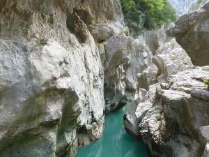 The Gorges du Verdon date back to (250-200 million years ago), when this part of France was under water, causing limestone and coral deposits to form, traces of which can still be seen today. The S…