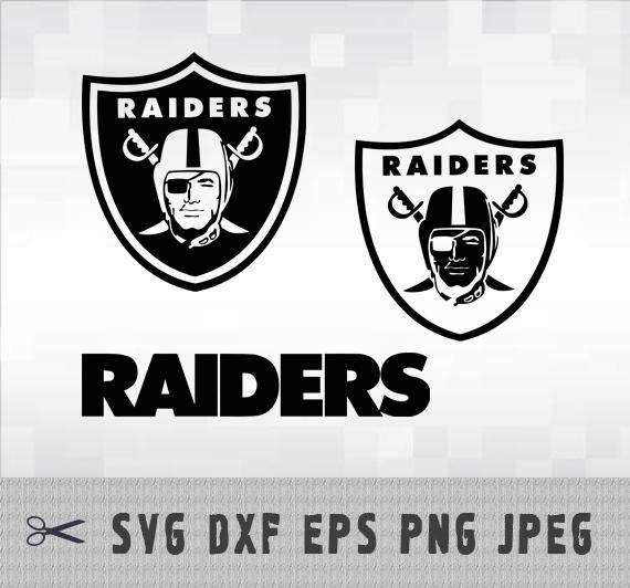 Pin By Nancy Klocke On Svg Files Oakland Raiders Logo