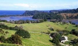 Pont de vue vers Picton