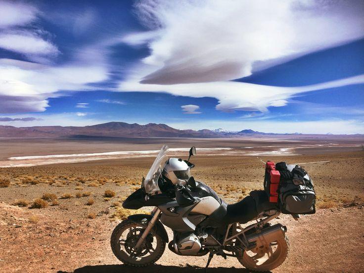 BMW GS1200 en Bolivia