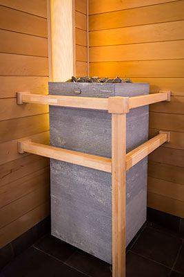 #tulikivi #Tuisku #sauna #saunaheater #saunadesign
