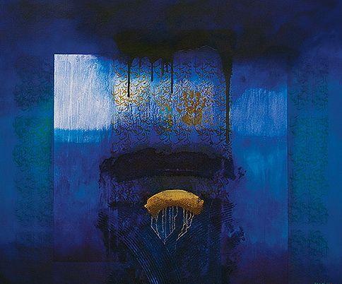 "Rafa Nasiri Style ""Abstract Expressionism"" - WikiPaintings.org"