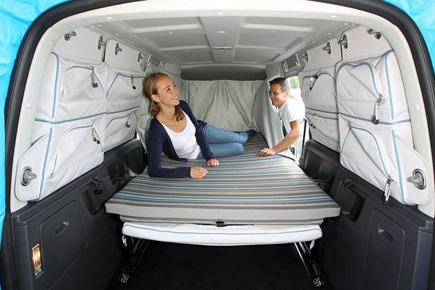 VW Caddy Tramper photo 08