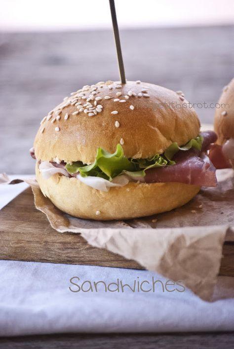 Mon petit bistrot: Un sandwich per ricominciare...