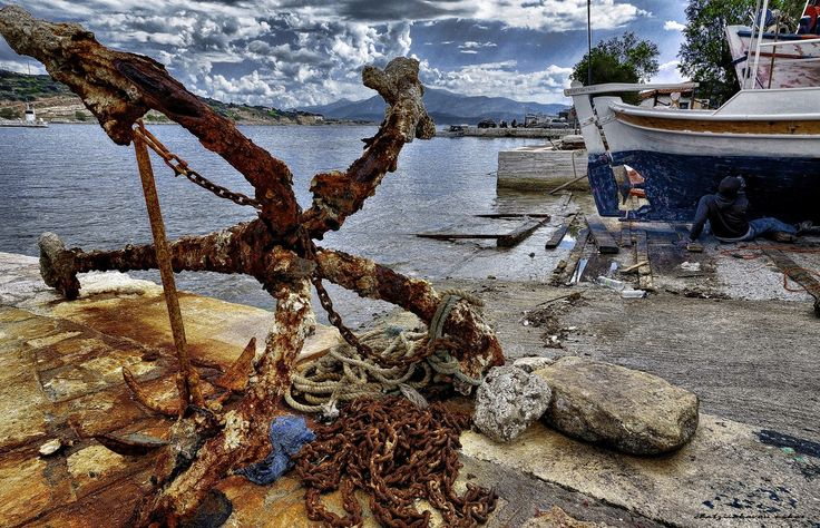 Pythagorio,Samos island,Greece