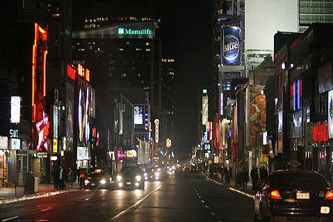 Toronto Photos :: Night views :: Downtown Toronto