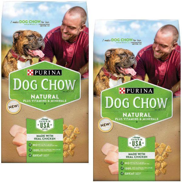 En Walmart puedes conseguir la comida para perro Purina Dog Chow Natural Dog Food 4 lb a $4.99 regularmente. Compra (1) y utiliza (1) cupón ..
