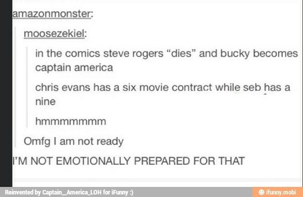 i will never be emotionally prepared for that