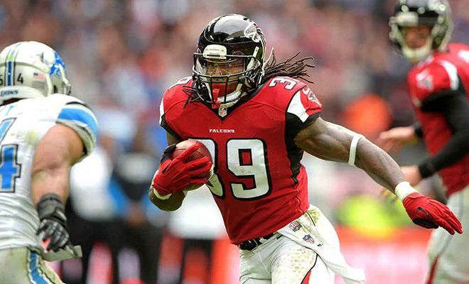 Steven Jackson Signs For New England Patriots