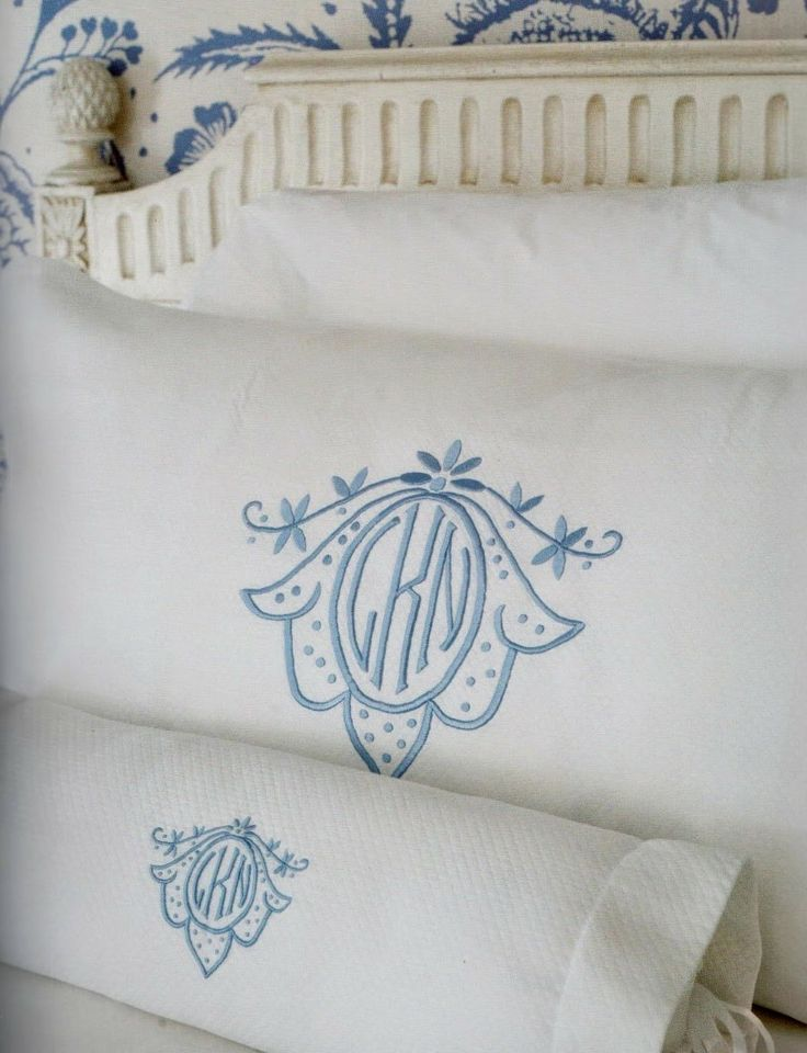 AESTHETICALLY THINKING: LUXURIOUS LINENS