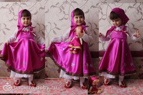 Новогодний костюм, костюм маши выкройка новогодние костюмы маши для девочек своими руками с выкройками - на бэби.ру